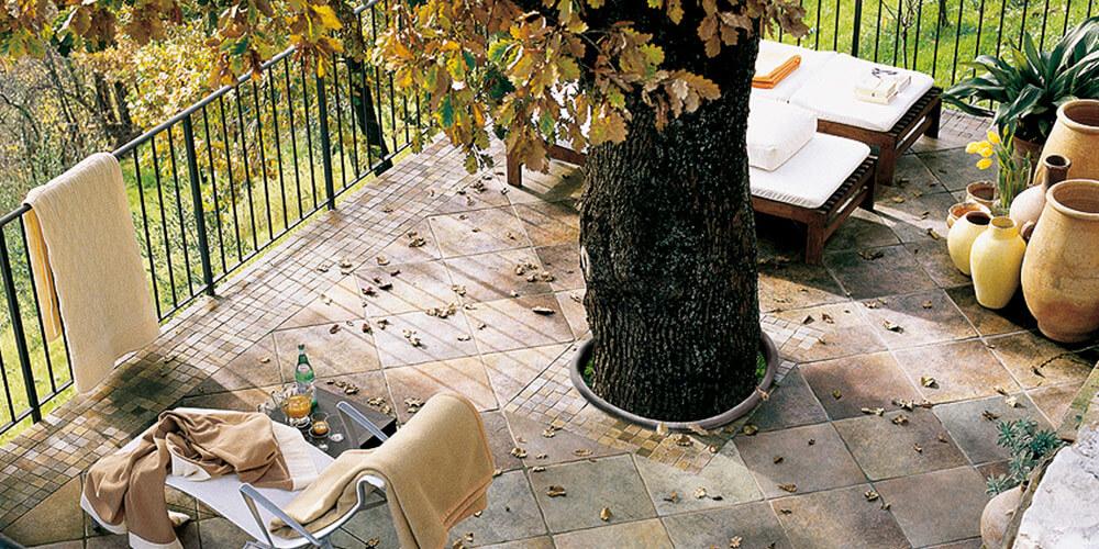 Terassenplatten Terrassenfliesen Acara